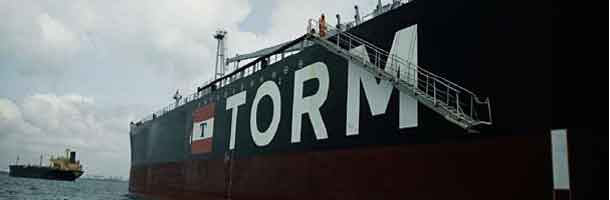 Torm reaches temporary standstill