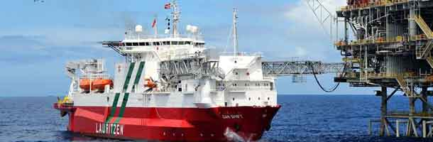 J. Lauritzen in new  offshore joint venture
