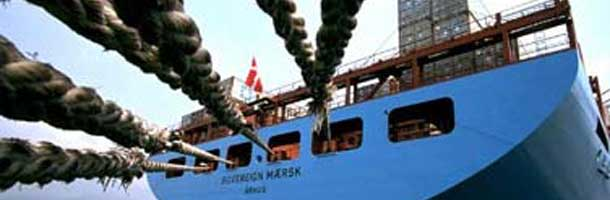 Maersk Line turns waste into value