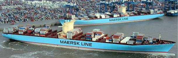 'Daily Maersk' is a powerful differentiator
