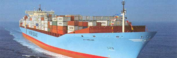 Better outlook for container shipping
