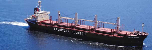 Lauritzen loss of 350m dollar in 2012
