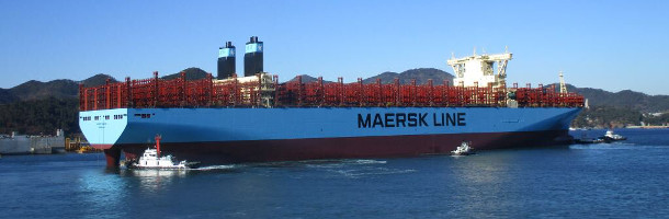 Maersk er årsagen til digitaliserings-hype