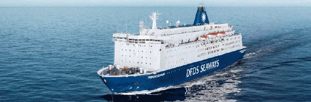 Passager forsvandt fra Princess Seaways
