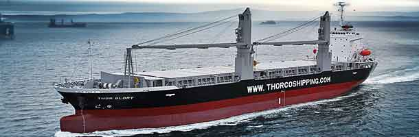 Thorco Shipping skifter navn