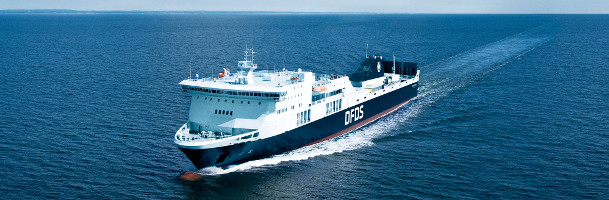 Ny DFDS-rute som konsekvens af Brexit